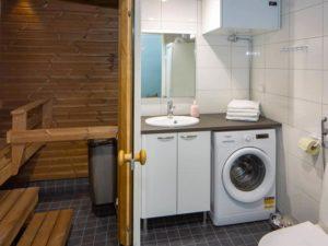 HC-Villa-kylpyhuone-ja-sauna