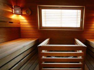 Villa-Helmi-sauna